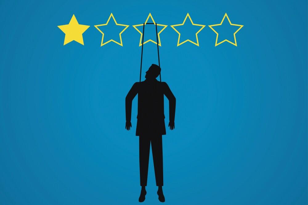 Crítica a la formación del gusto y las calificaciones por Internet