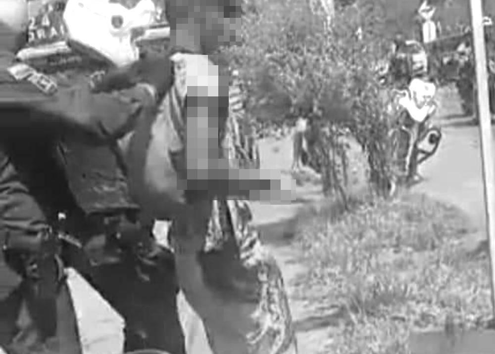 Brutal ataque a supuesto ladrón en Cali