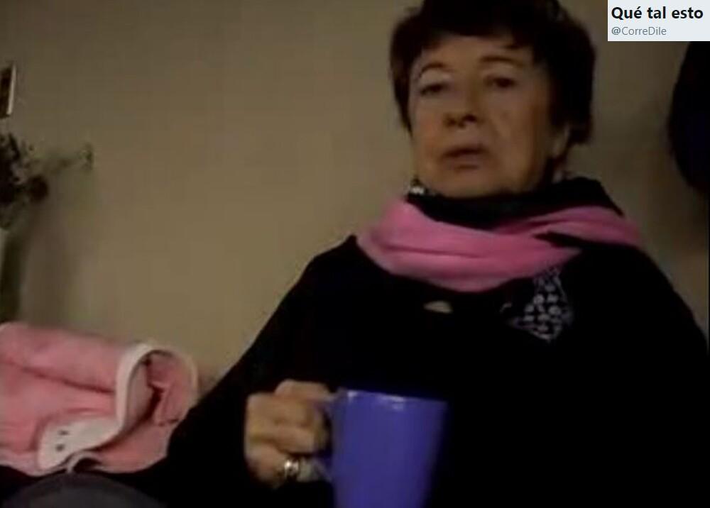 7884_La Kalle - Tia Marta no acepta su problema con el acohol - Foto YouTube