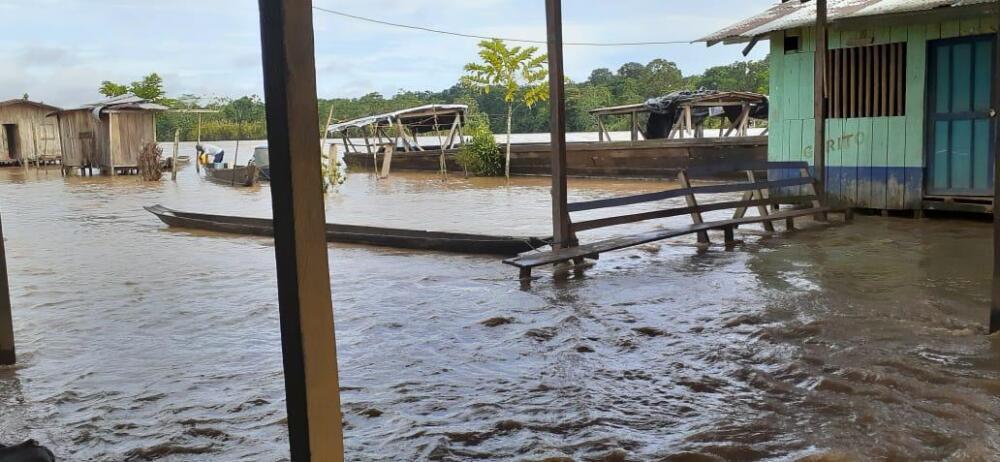 10 municipios tuvieron afectaciones en las pasadas horas en Antioquia.