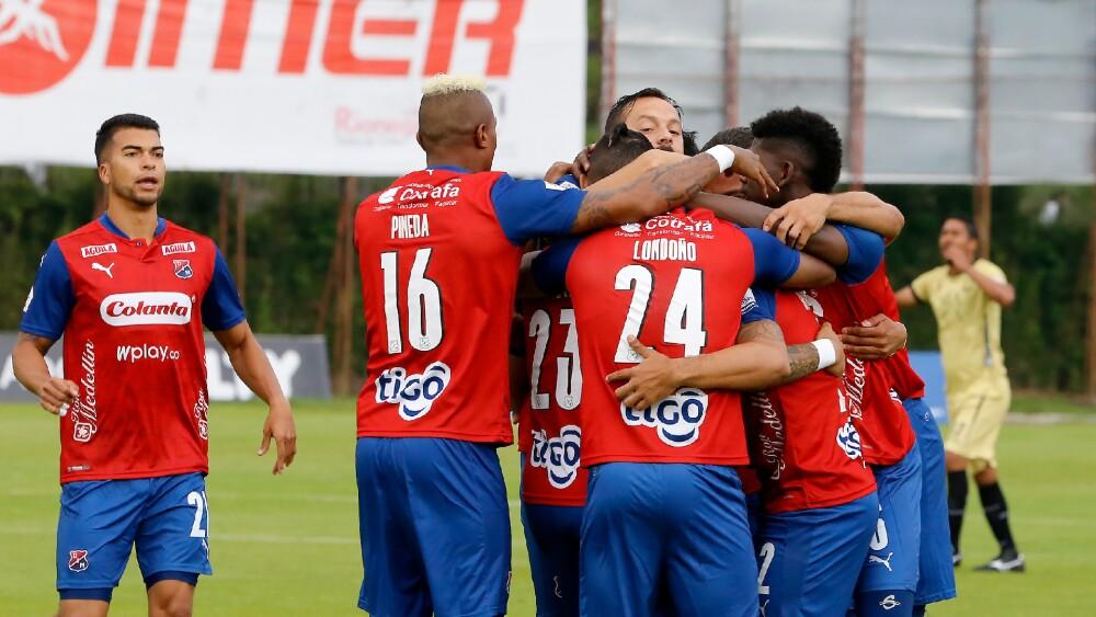 Rionegro vs. Medellin