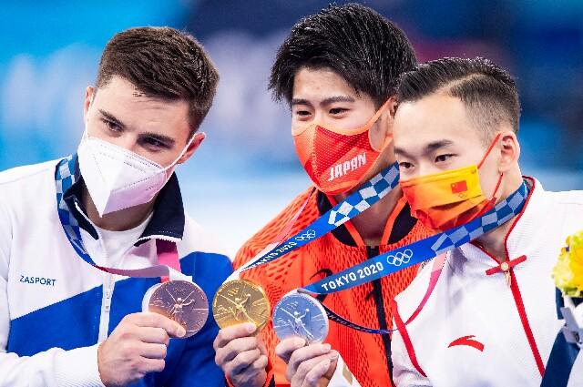 Medallero de los Juegos Olímpicos de Tokio