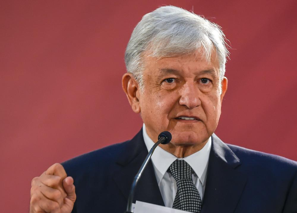 323966_Blu Radio // Andrés Manuel López Obrador // Foto: AFP