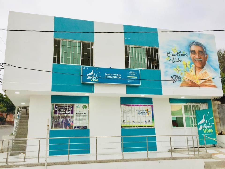 Centro jurídico Barranquilla
