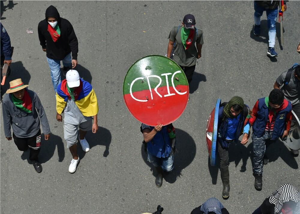 Consejo Regional Indígena del Cauca CRIC Foto AFP.jpg