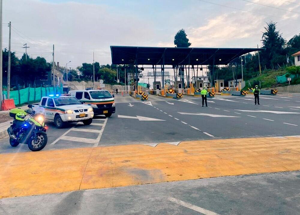360304_Retén en Cundinamarca - Foto Cortesía