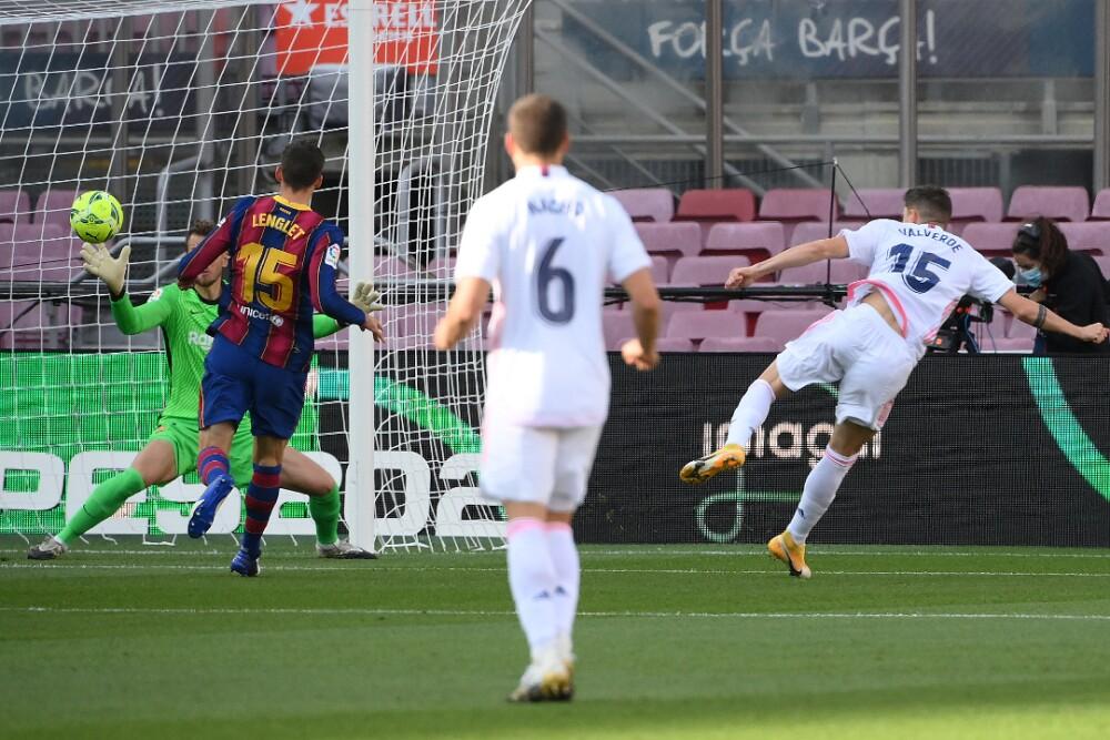 Federico Valverde Real Madrid 241020 AFP E.jpg