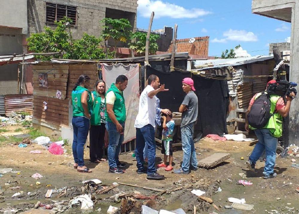 345203_BLU Radio. Varios menores indígenas fueron encontrados en zonas de basura en La Guajira / Foto: ICBF