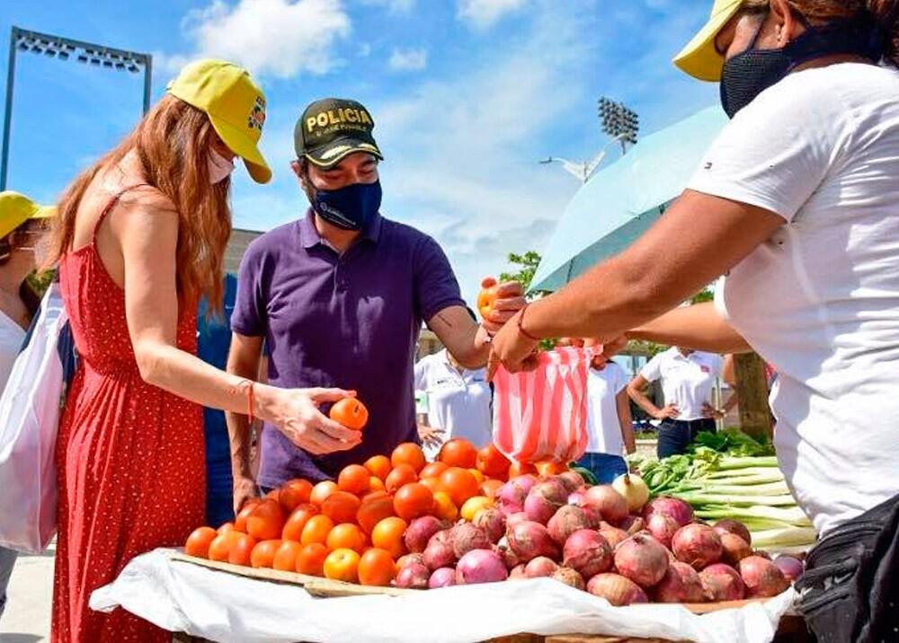 372352_Reactivación económica en Barranquilla // Foto: Alcaldía de Barranquilla