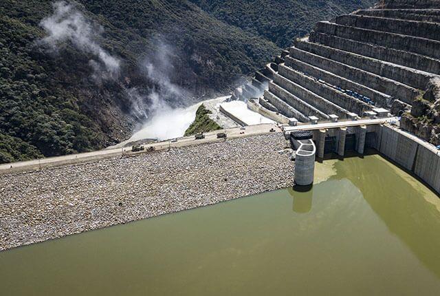Proyecto Hidroeléctrico Ituango / EPM.