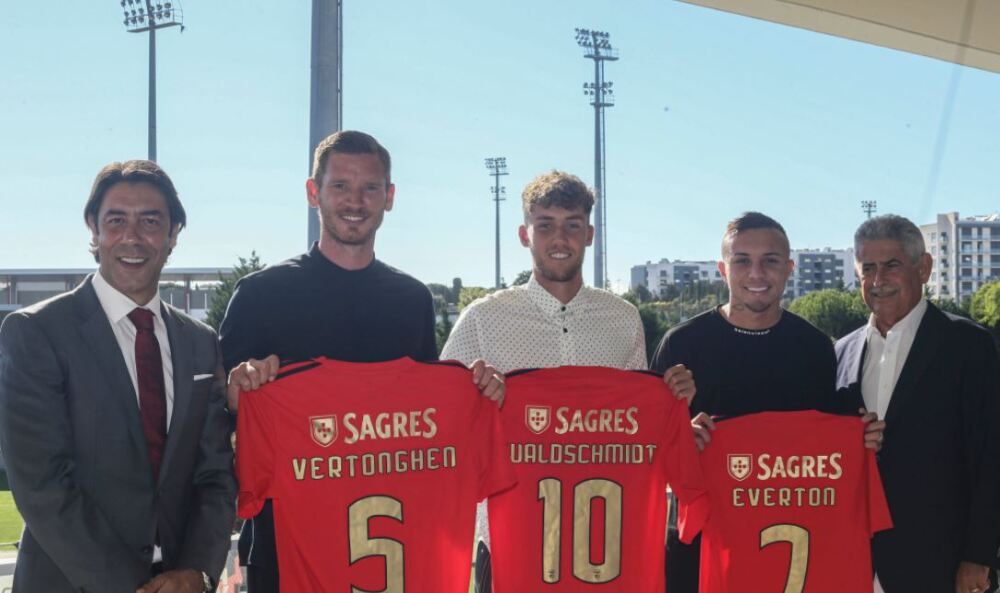 Fichajes Benfica 2020 150820 Twitter E.JPG