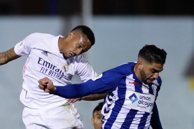 Real Madrid vs Alcoyano