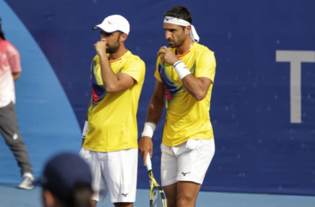 Juan Sebastián Cabal y Robert Farah clasificaron a cuartos de final de los Juegos Olímpicos.