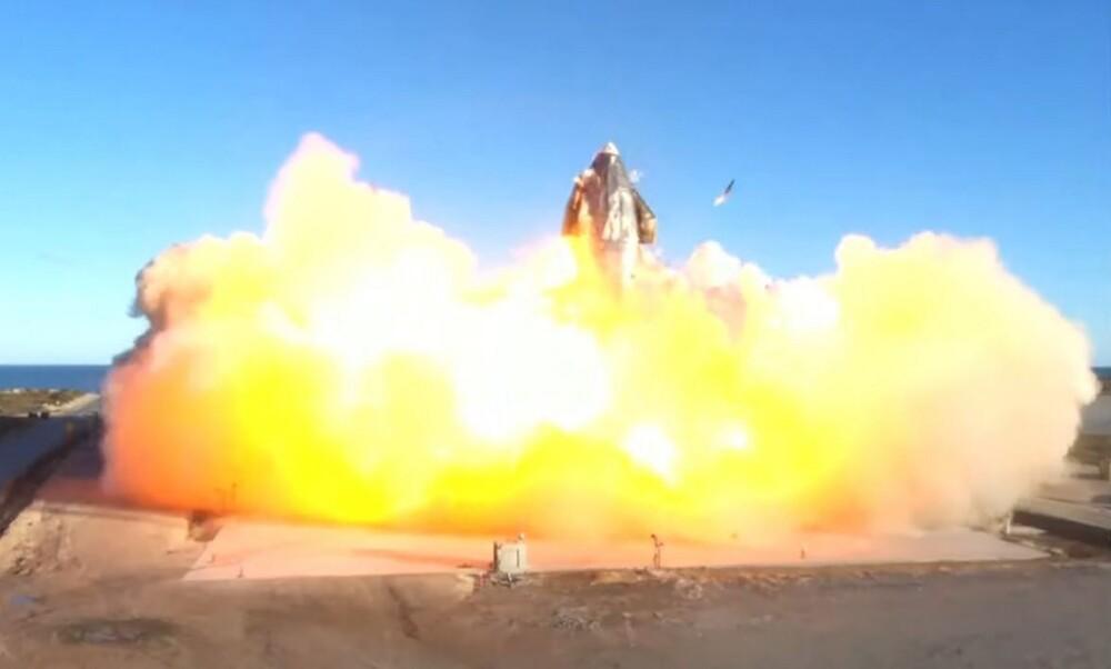 Cohete SpaceX Starship
