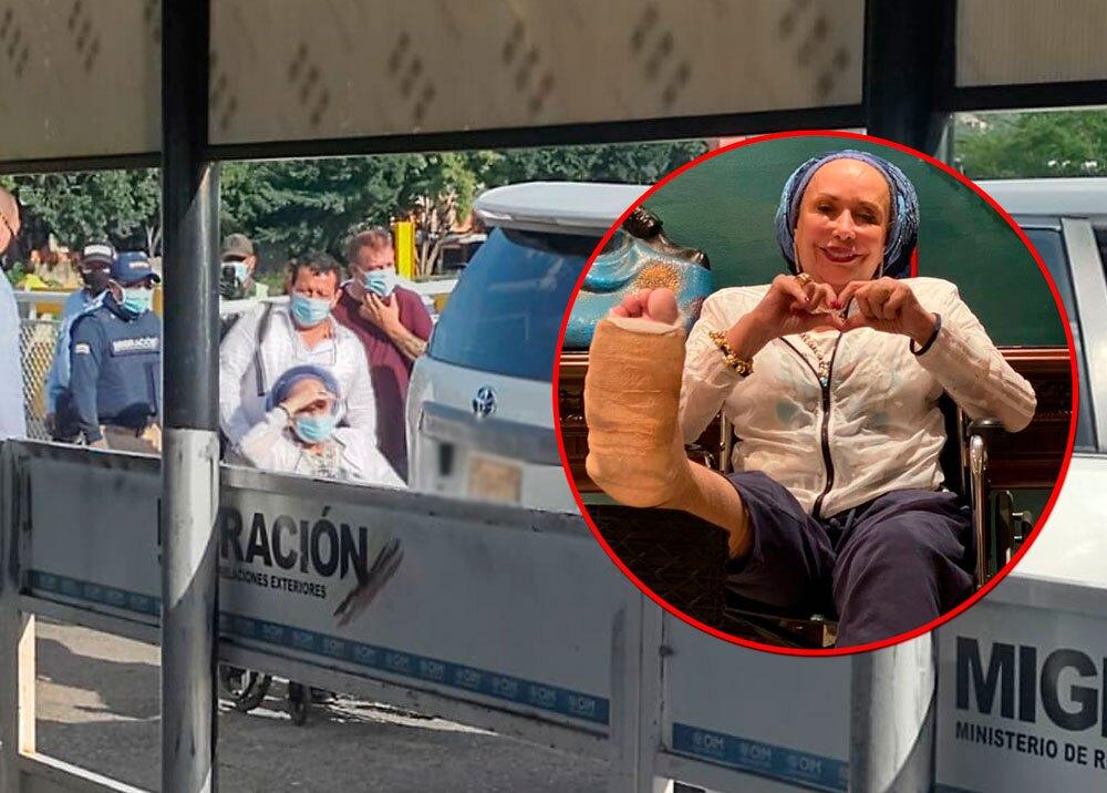 Migración Colombia confirmó que Piedad Córdoba pagaría una multa de hasta  ocho salarios mínimos