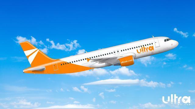 Ultra Air, la nueva aerolínea de bajo costo en Colombia.jpeg
