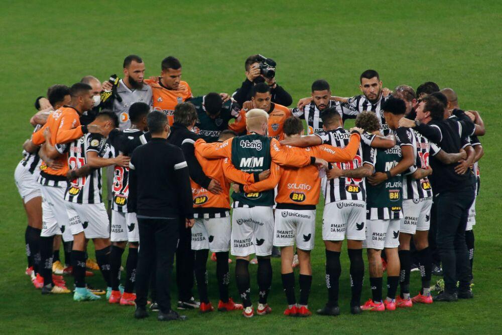 Corinthians v Atletico Mineiro - Brasileirao 2021