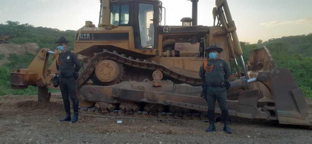 Minería ilegal