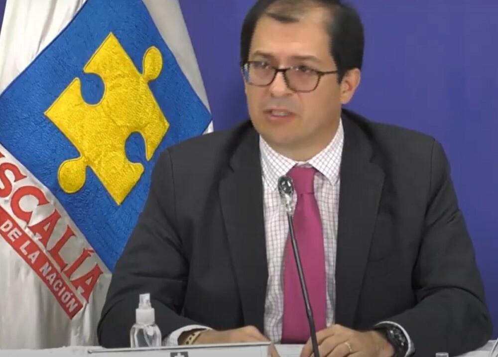 369805_Fiscal Francisco Barbosa // Foto: Fiscalía