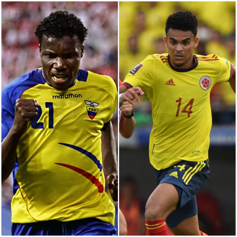 Carlos Tenorio y la Selección Colombia