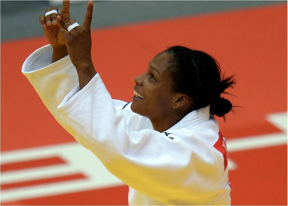 282490_Blu Radio / Yuri Alvear ganó medalla de bronce en el Mundial de Judo en Hungría. Foto: Referencia AFP.