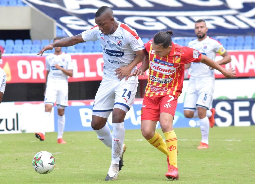 Deportivo Pereira vs Deportivo Independiente Medellin
