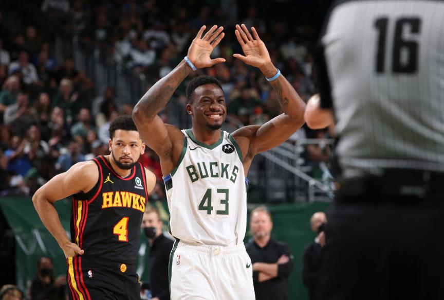 Los Bucks están a un paso de la final de la NBA.