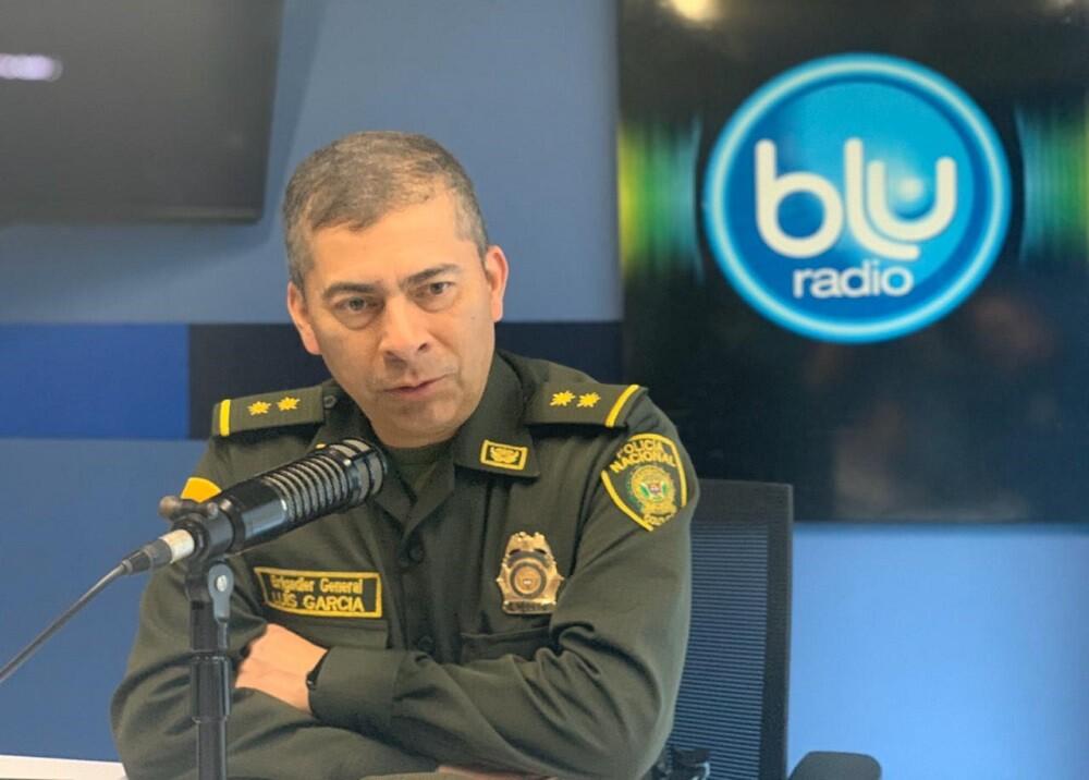 General Luis Ernesto García