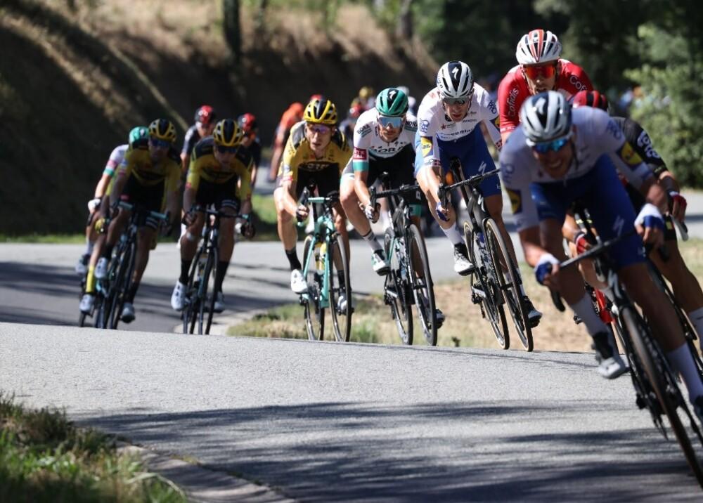 Tour de Francia AFP