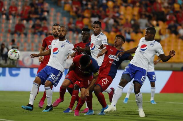 321448_Medellín vs Millonarios