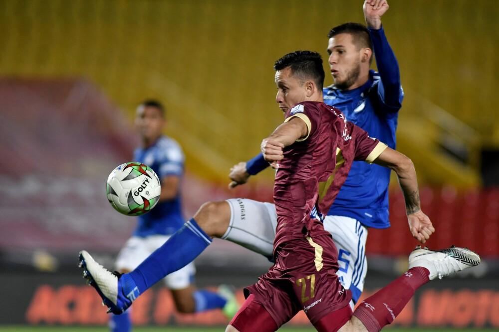 Millonarios F. C. vs Deportes Tolima