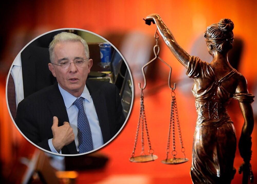 Investigación a Álvaro Uribe : Fotos: AFP, Rama Judicial, imágenes de referencia.jpeg
