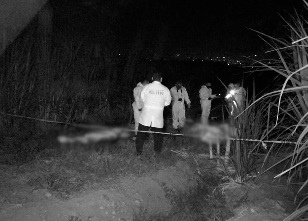 374010_Masacre en Llano Verde, Cali // Foto: Twitter @JorgeIvanOspina