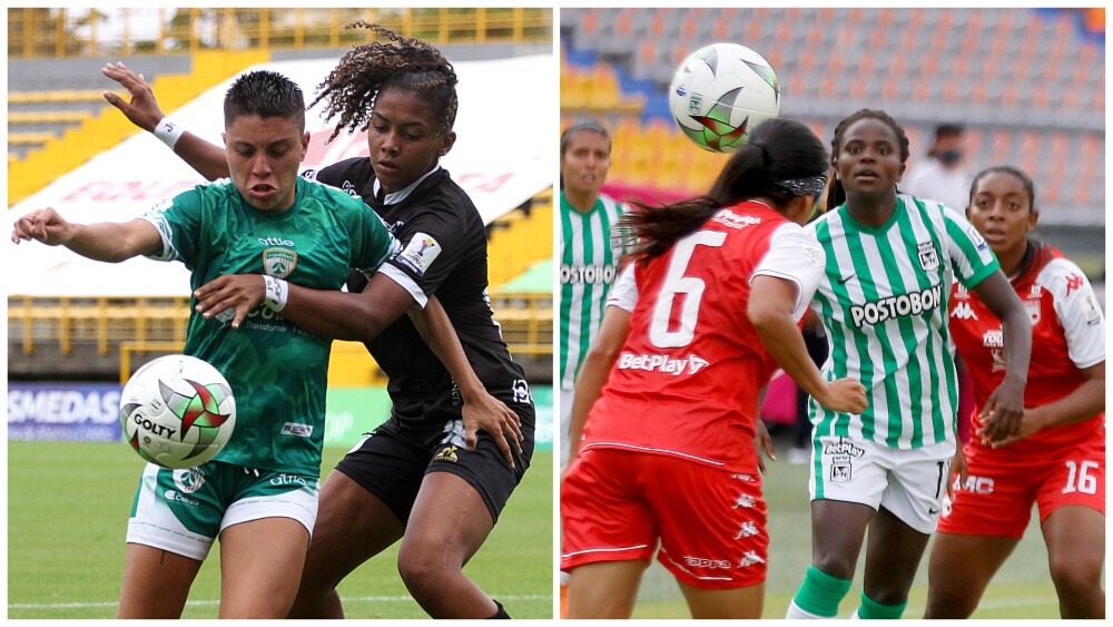 Semifinales de la Liga Femenina 2021