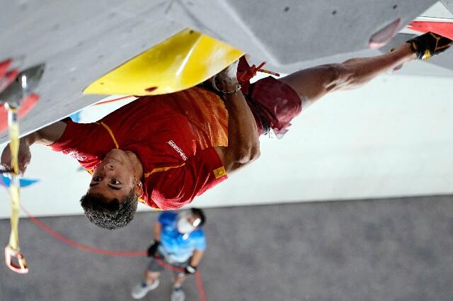 Alberto Ginés, oro en los Juegos Olímpicos de Tokio 2020