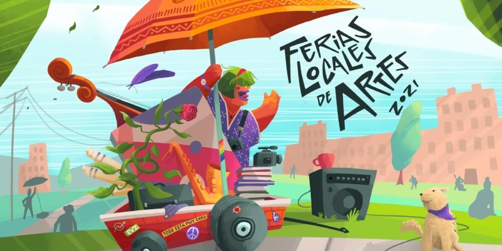 Ferias Locales de Artes