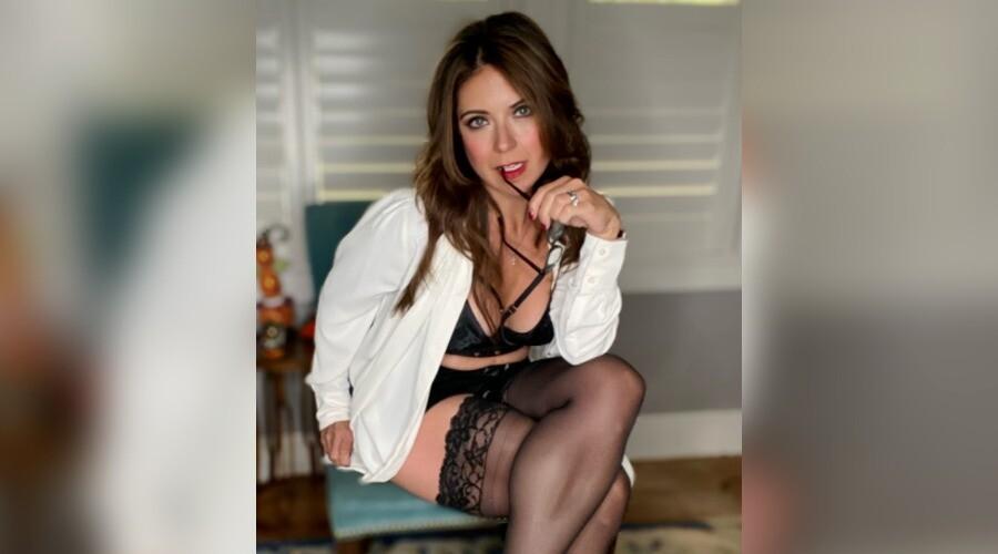 Tiffany Poindexter, mamá modelo en Onlyfans