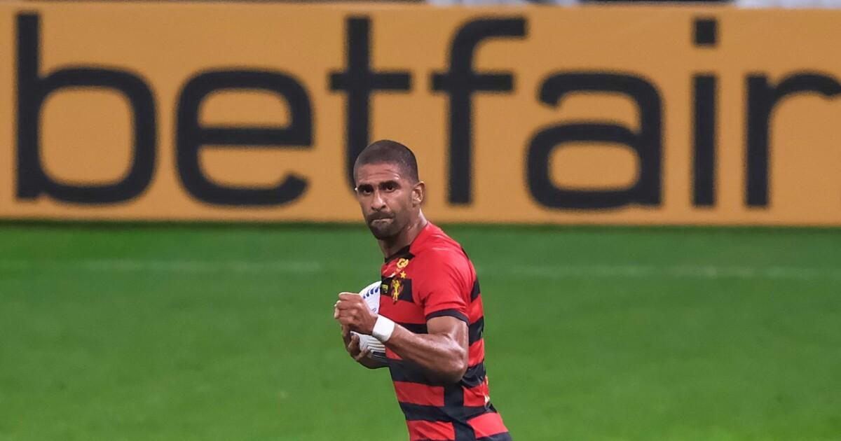 Vea el gol de Santiago Tréllez, hoy Corinthians vs Sport Recife, por el Brasileirao