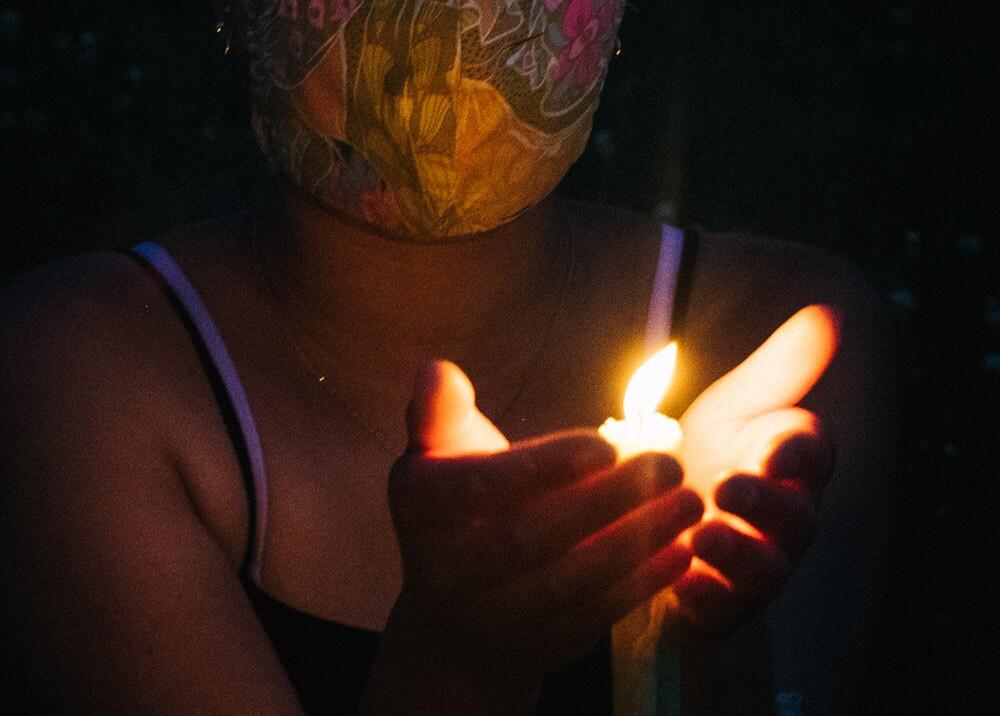 367785_Cortes de energía en Bogotá // Foto: AFP, imagen de referencia