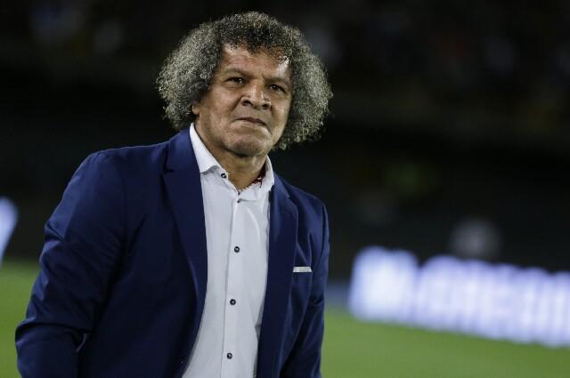 Alberto Gamero, director técnico de Millonarios