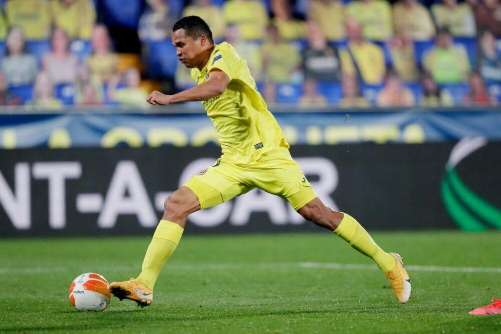 Villarreal v Dynamo Kiev Bacca