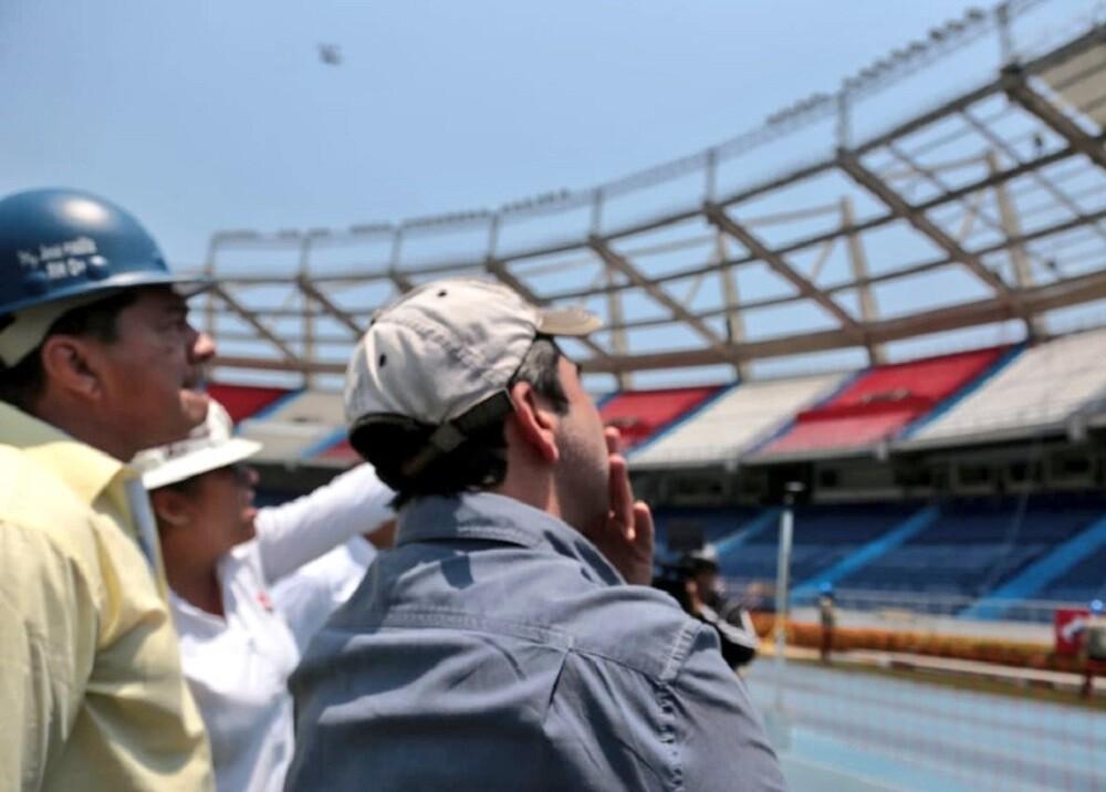 331445_BLU Radio, Estadio Metropolitano // Foto: Alcaldía de Barranquilla