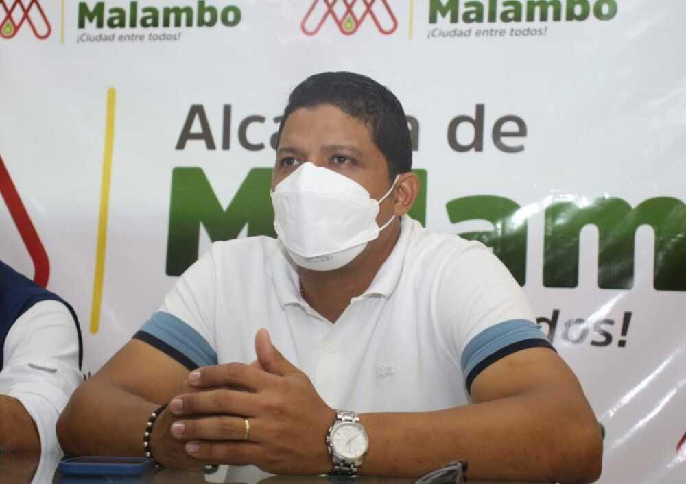 Alcalde de Malambo
