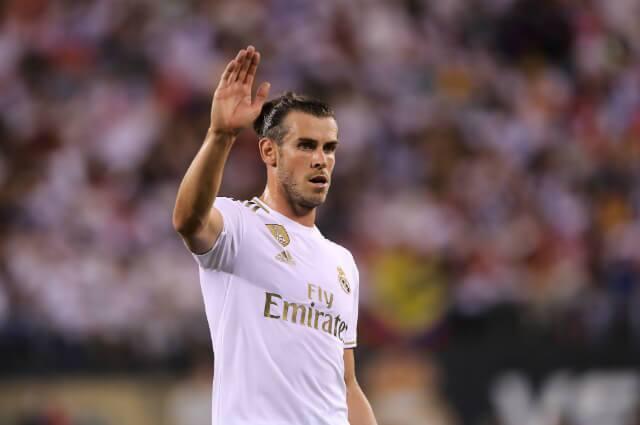 Gareth Bale, futbolista Real Madrid