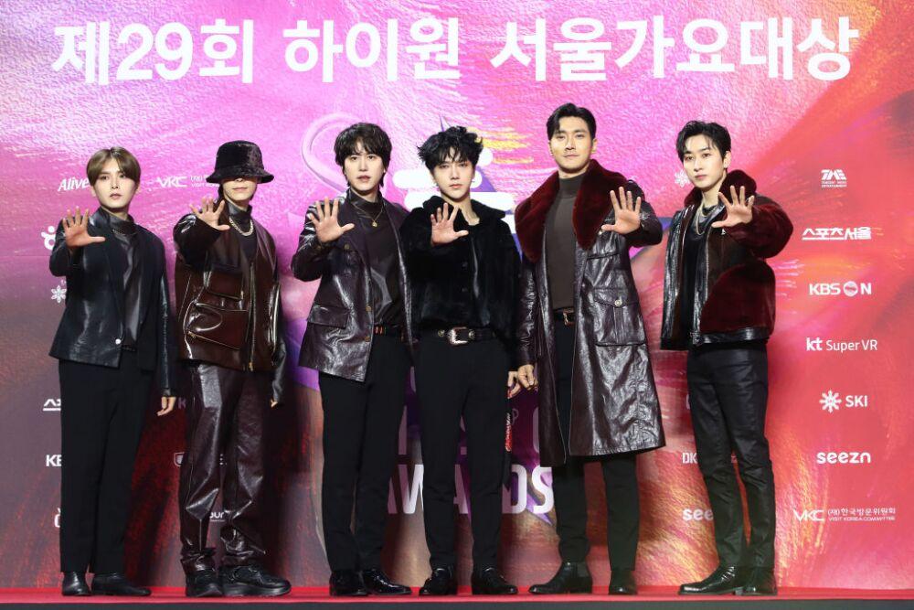 The 29th Seoul Music Awards