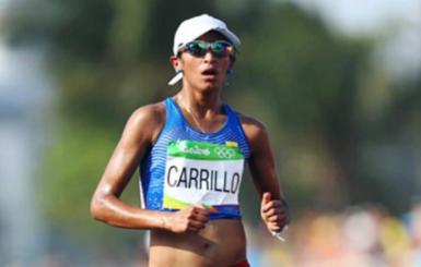 Yeseida Carrillo representará a Colombia en los Juegos Olímpicos de Tokio 2020.