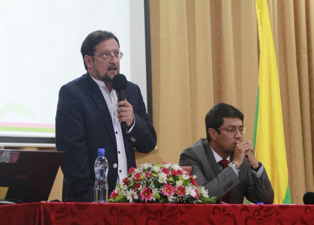 312640_Foto: BLU Radio - Ricardo Romero, alcalde de Ipiales / Gobernación de Nariño
