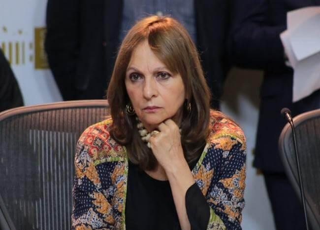 Angela María Robledo congresista de Colombia