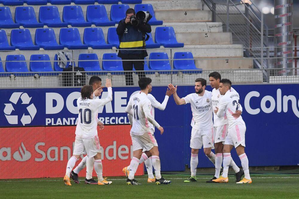 SD Huesca v Real Madrid
