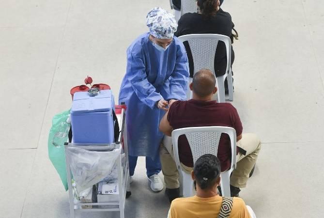 Inicia vacunación a colombianos entre los 45 y los 49 años